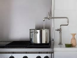 What Is A Pot Filler Faucet Artifacts Deck Mount Pot Filler Faucet K 99271 Kohler