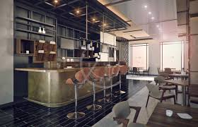 Qatar Interior Design Crepe Bechamel Restaurant Interior Design U2013 Cas
