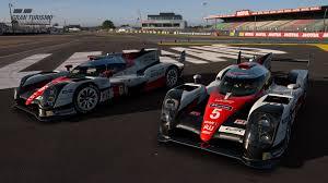 porsche 919 hybrid porsche team gran turismo sport car list