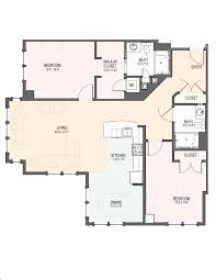 one and two bedroom apartments over 55 communities massachusetts lilac two bedroom plus expanded dining area