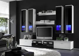 Wohnzimmerschrank Schwarz Funvit Com Wohnzimmer Grau Weiß