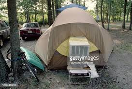 air conditioned tent airconditioned tent stock photo getty images