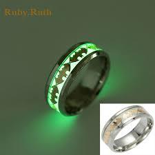 Batman Wedding Rings by Online Get Cheap Ruby Mens Rings Aliexpress Com Alibaba Group