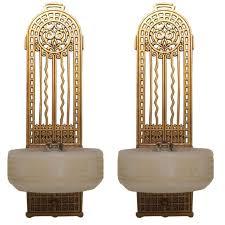 Wall Sconce Art Deco Amazing Art Nouveau Wall Sconces Inspirations Interior Decoration