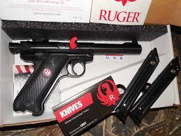 ruger mark iv target break down 40101 5 5