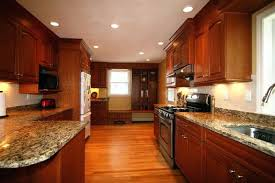 how to put in recessed lighting kitchen install recessed lights under kitchen cabinets fooru me