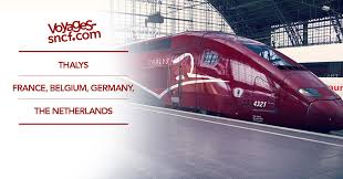 Thalys Comfort 1 Thalys Classes Of Travel Voyages Sncf Com