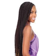 box braids hairstyle human hair or synthtic freetress synthetic medium box braid www hairsisters com