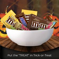 Halloween Candy Gift Basket by Mars Chocolate Favorites Halloween Candy 60 Piece 33 90 Oz