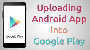 android app to how to upload android apps to play store tutorial