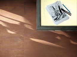 deco en zinc porcelain stoneware wall floor tiles with metal effect trace mint