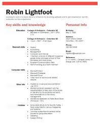resume example for college student u2013 inssite