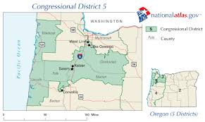 map oregon 5th congressional district kurt schrader us representative for oregon s 5th district