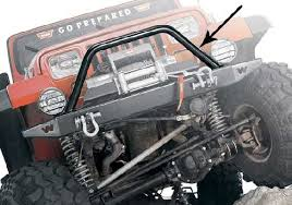 07 jeep wrangler 07 jeep wrangler warn rock crawler grille guard black warn