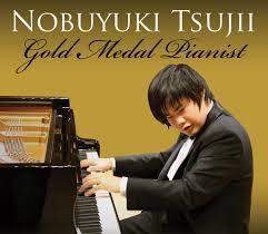 Blind Pianist Nobuyuki Tsujii Joint Gold Medalist Of The Thirteenth Van Cliburn