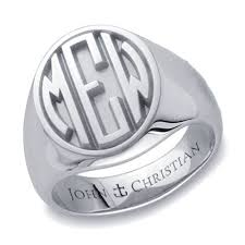 Mens Monogram Rings 65 Best Men U0027s Rings Images On Pinterest Rings Men Rings And Jewelry