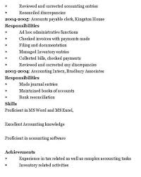 Senior Accountant Sample Resume by Senior Accountant Resume Sample
