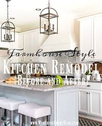 farmhouse style kitchen cabinets the evolution of a kitchen before and after worthing court
