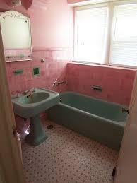 Retro Bathroom Flooring 62 Best 1940 U0027s Bathroom Images On Pinterest Retro Bathrooms
