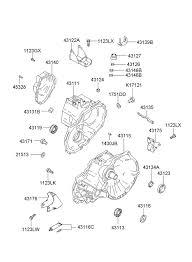 transmission for hyundai accent hyundai transaxle manual jr1 manual transmission