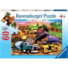 ravensburger construction crowd puzzle 60 pieces walmart