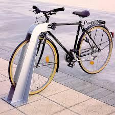 galvanized steel bike rack original design bicipoda by pete