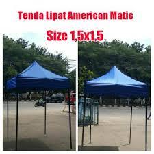Tenda Lipat Ukuran 3x3 jual tenda lipat 1 5x1 5 american matic di lapak zain store zainstore