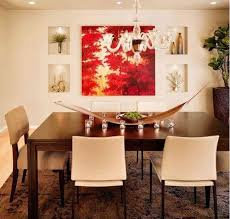 wall decor ideas for dining room dining room and white abstract wall for dining room