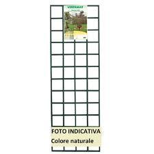 traliccio legno verdemax 7591 traliccio fisso classico in legno mt 1 8 x 0 9 naturale