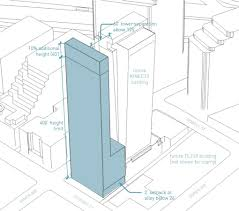 Insignia Seattle Floor Plans Rules Preserving City Views Set Up Clash Among Towers Competing To