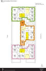 hartley hall housing
