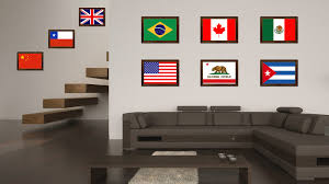 california state flag home decor office wall art livingroom