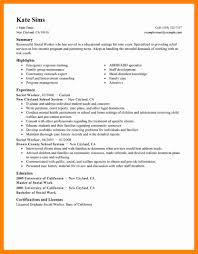 Social Work Resumes Examples by 6 Social Worker Resumes Samples Doctors Signature