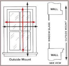 Trimming Vertical Blinds Measurement