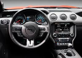 mustang inside 2015 ford shelby gt350 50th anniversary 3 2016 ford mustang