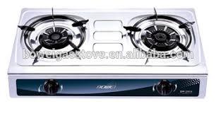 portable table top butane stove portable double burner butane gas stove bw 2034 table top gas
