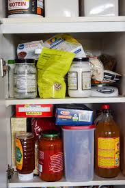 How To Organize A Pantry With Deep Shelves by How To Organize A Deep Pantry A Simplified Life