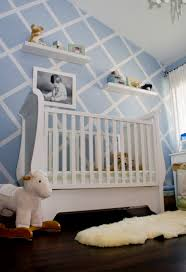 Can You Paint Baby Crib by How To Paint Wall Stripes