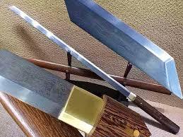 Online Shop Handmade Japanese Ningia Sword Samurai Katana Folded