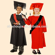 kindergarten cap and gown graduation gown child black and children graduation gown