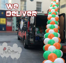 balloon deliveries delivery charge