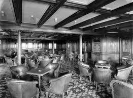 Titanic 1st Class Dining Room Titanic
