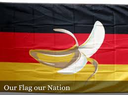 Our Flag Banana Nation By Ali Bumjaid