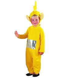 Teletubbie Halloween Costume Teletubbies Laa Laa Kostuum Voor Kinderen Vegaoo Nl