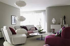 peaceful design 1 purple and grey living room decorating ideas