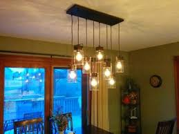 Allen And Roth Light Fixtures by Antiqued Bronze Mason Jar Pendant Light Allen Roth Home Fashion