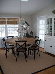 Kitchen Table Decorating Ideas by Best 25 Round Kitchen Tables Ideas On Pinterest Round Dining