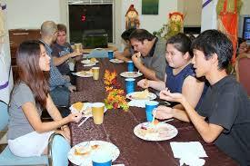 thanksgiving dinner celebration atherton ymca o ahu hawaii
