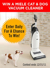 miele vaccum miele vacuum cleaner giveaway the bark
