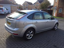 ford focus zetec 12 month mot full service history low mileage
